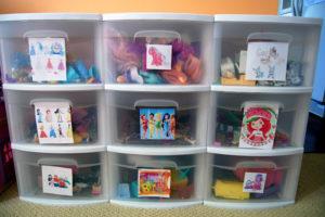7 Idees Pratiques Pour La Salle De Jeux Des Enfants