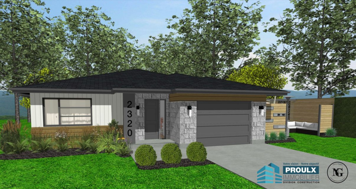 La maison Expo habitat, un design durable