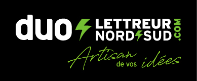 Duo Lettreur Nord-Sud
