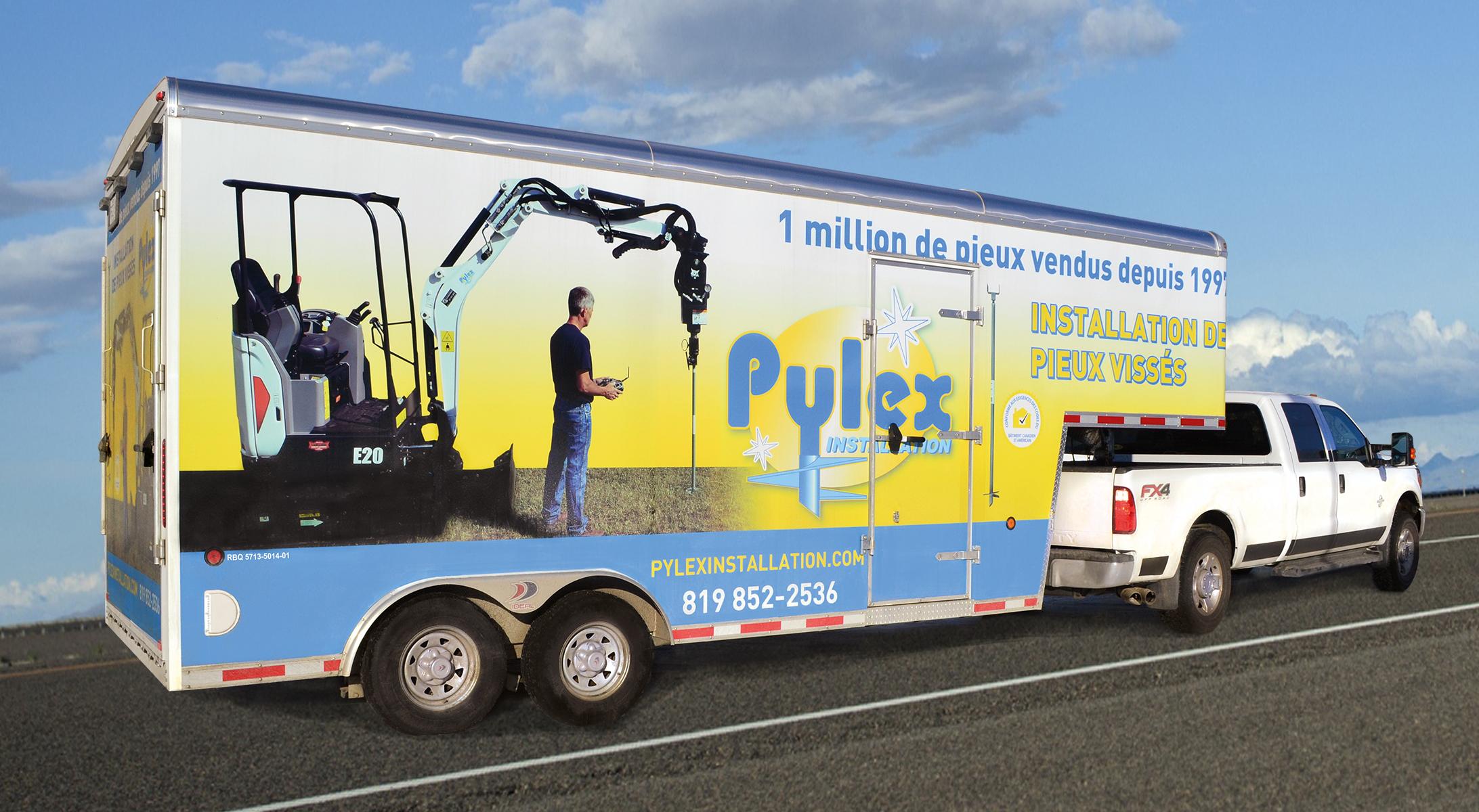 camion Pylex