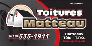 Toitures Matteau
